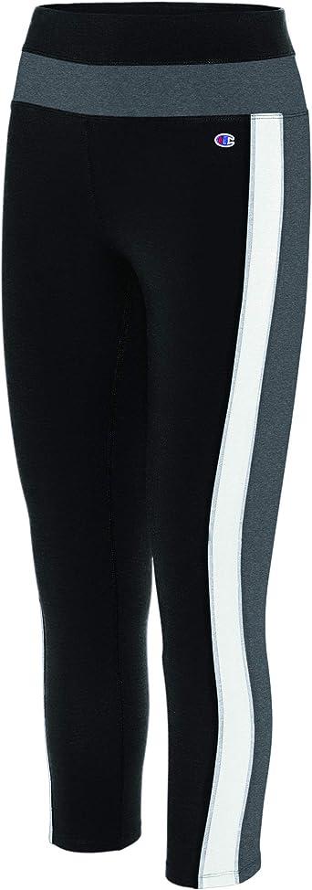 TALLA L. Champion womens Authentic 7/8 Leggings (M9674)
