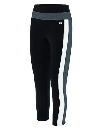31e1aed57442 Amazon.com  Champion Women s Authentic 7 8 Legging  Clothing