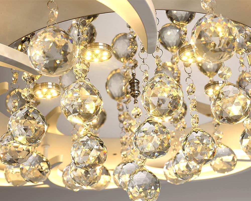 Vingo Led Kronleuchter Modern Deckenleuchte Kristall ~ W led deckenleuchte modern luxus kristall crystal deckenlampe