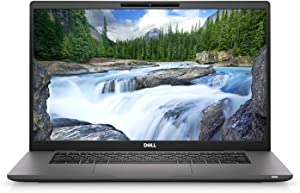 Dell Latitude 7520 Laptop 15.6 - Intel Core i5 11th Gen - i5-1145G7 - Quad Core 4.4Ghz - 256GB SSD - 16GB RAM - 1920x1080 FHD - Windows 10 Pro (Renewed)