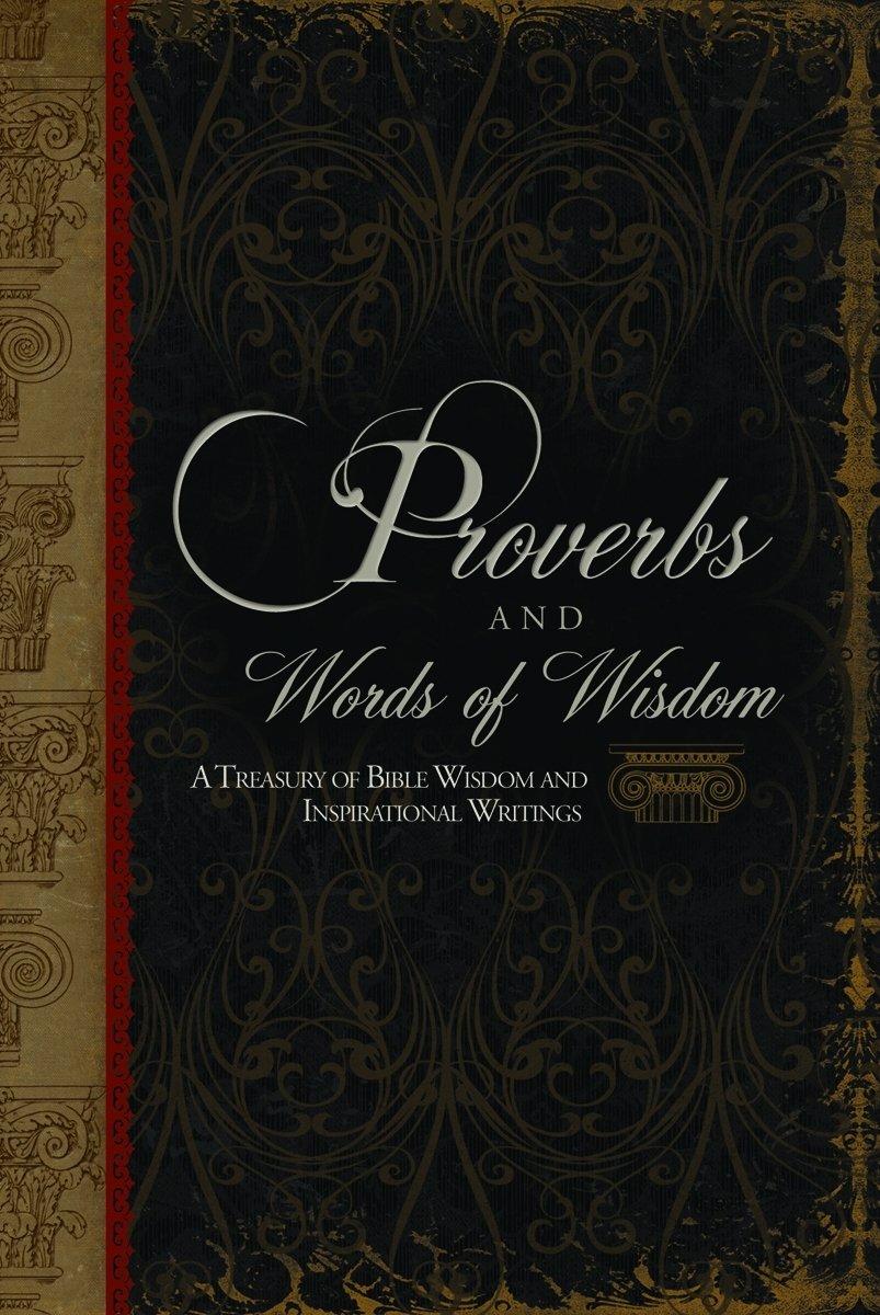Pocket Inspirations Hardcover 5 x 7 Proverbs (Pocket Inspirations Books)