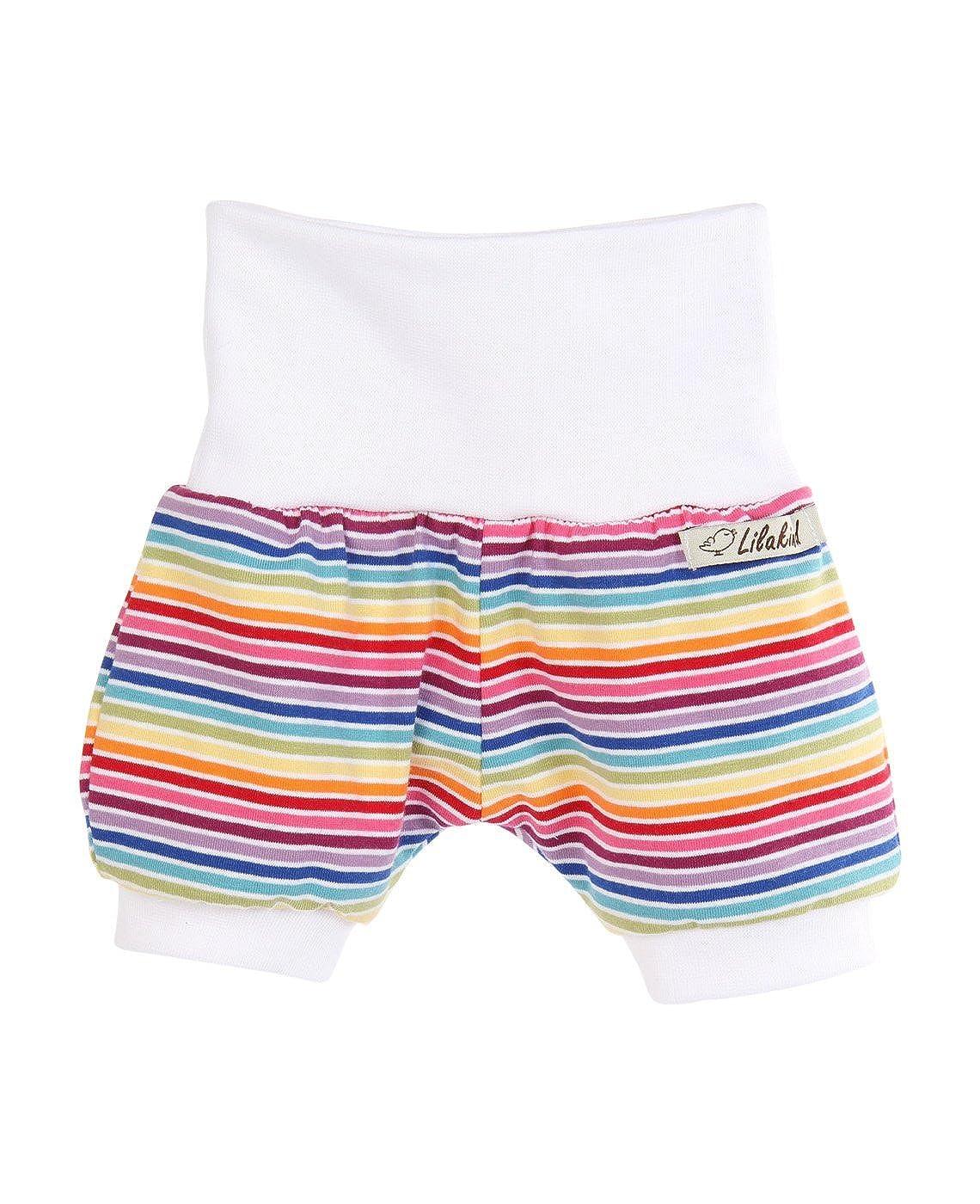 Lilakind Kurze Pumphose Shorts Buxe Sommerhose Punkte Hergestellt in Berlin