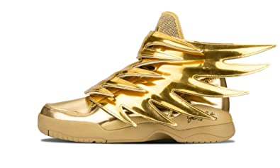 fashion style good out x new products Amazon.com | adidas JS Wings 3.0 Gold - Size 11.5 | Fashion ...