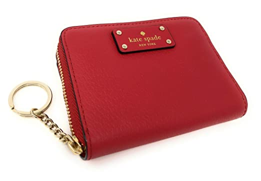 aa84ff0cc43ca Image Unavailable. Image not available for. Color  Kate Spade Grove Street  Dani Leather Zip Around Wallet ...