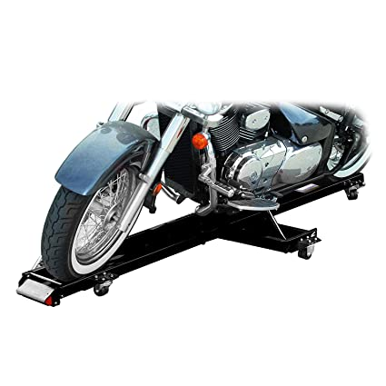 Dirty Pro Tools Motorcycle Motorbike Dolly Skate Stand Swivel Carrier