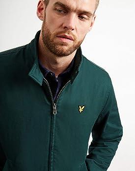 Lyle & Scott Harrington - Chaqueta Jade Verde XL: Amazon.es: Ropa ...
