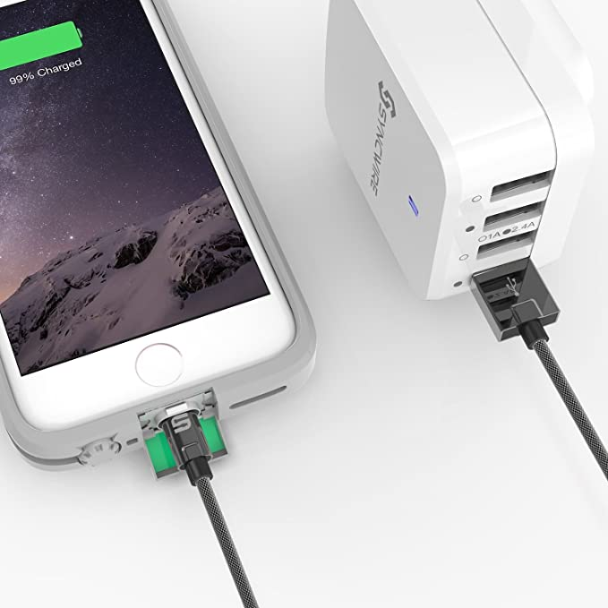 Amazon.com: Syncwire iPhone Charger Lightning Cable Nylon ...
