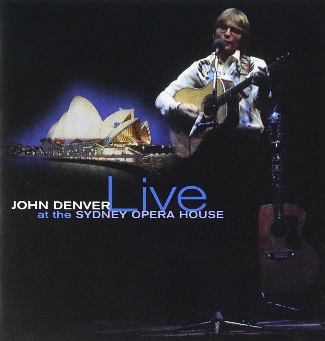 John Denver Live At The Sydney Opera House