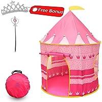Kiddey Princess Castle Kids Play Tent