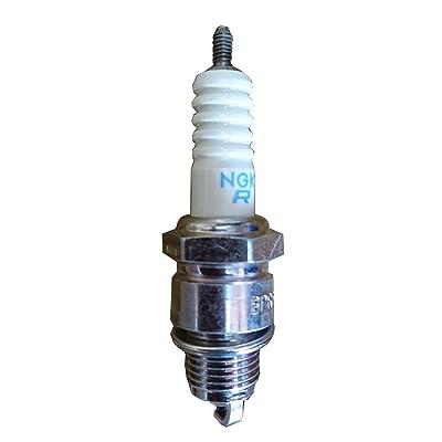 NGK (2983) CR6HSA Standard Spark Plug, Pack of 1: Automotive