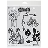 Ranger Dyan Reaveley's Dylusions Cling Stamp