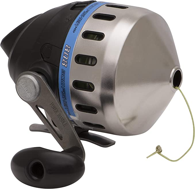 Best Bowfishing Reel: Zebco 808HBOWHD, 200, BX3 808 Series Reel