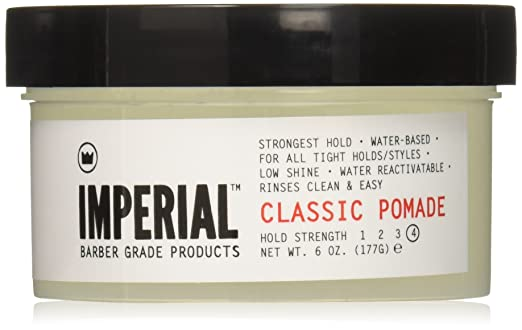 Imperial Barber Grade Products Classic Pomade Review