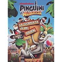 I pinguini di Madagascar - La giornata di Re Julien