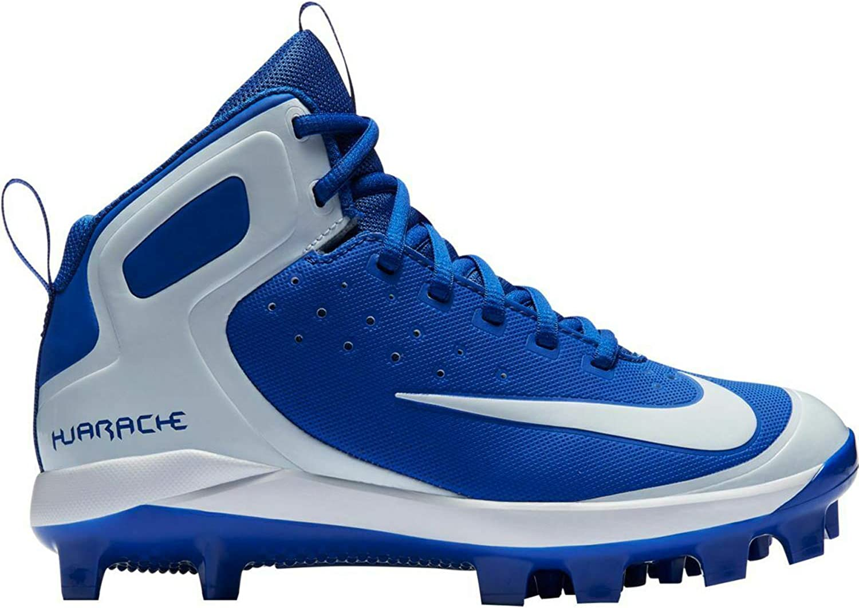 Nike Kids Alpha Huarache Pro Mid Baseball Cleats