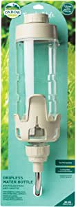 Oxbow Enriched Life Drippless 20 oz Water Bottle for Small Animals
