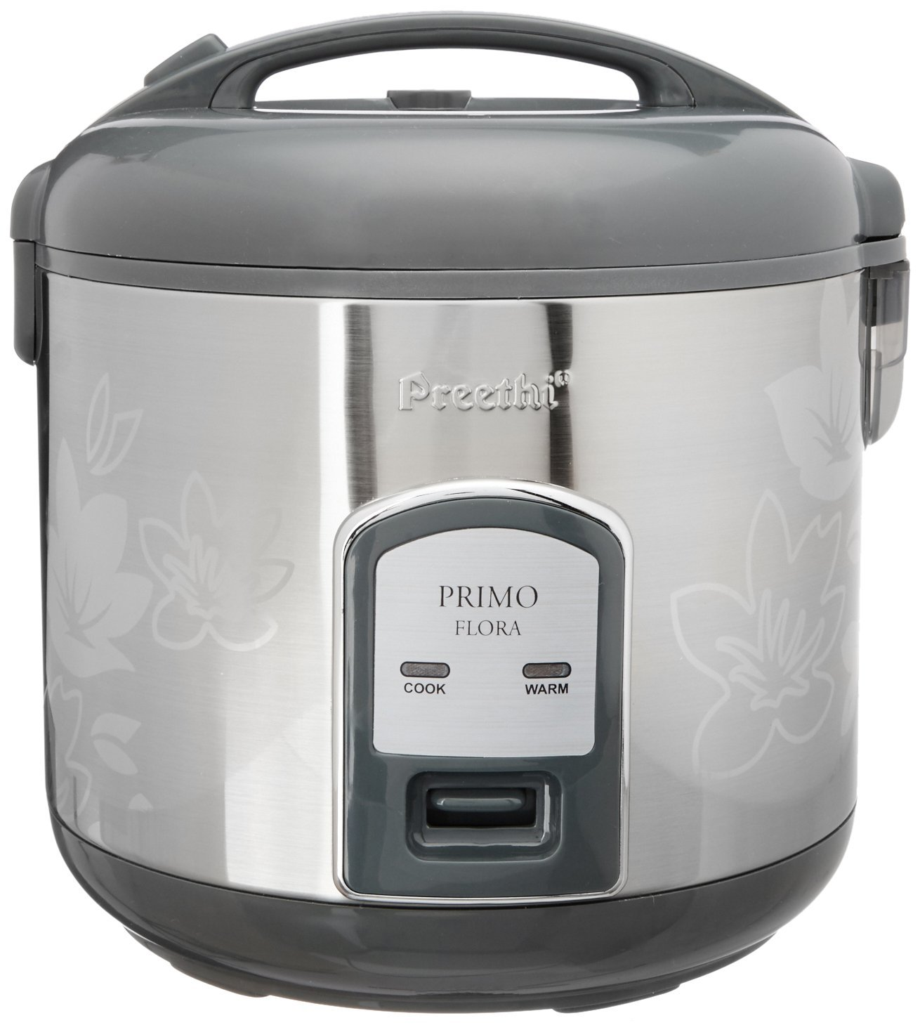 Buy Preethi Primo Rc 311 P18 Flora 18 Litre 700 Watts Rice Cooker Wiring Diagram Online At Low Prices In India