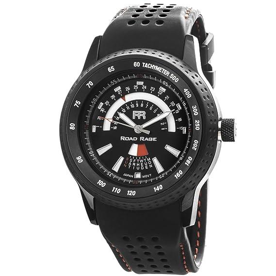 Road Rage Reloj Rr101 Negro