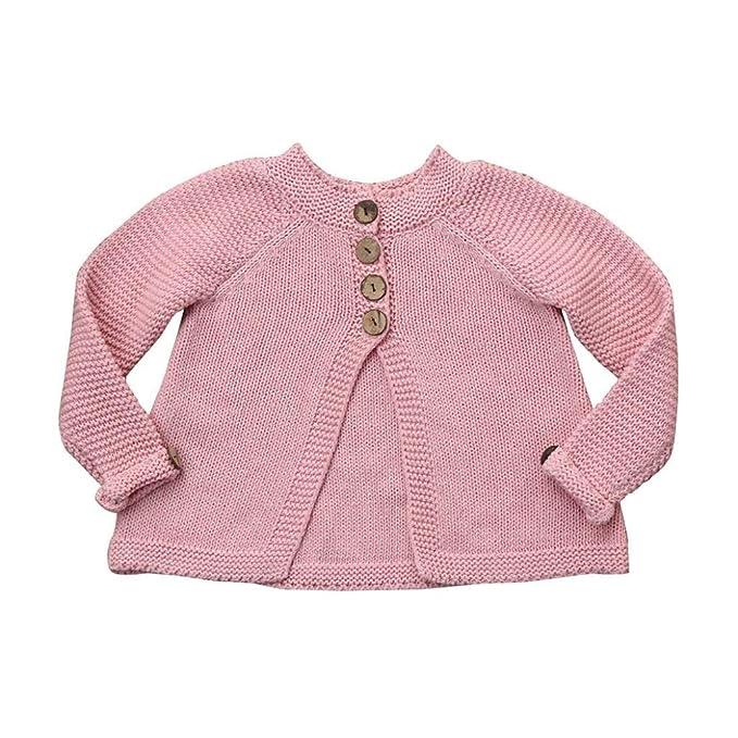 Amazon.com: fineser TM bebé niñas invierno cálido Color ...