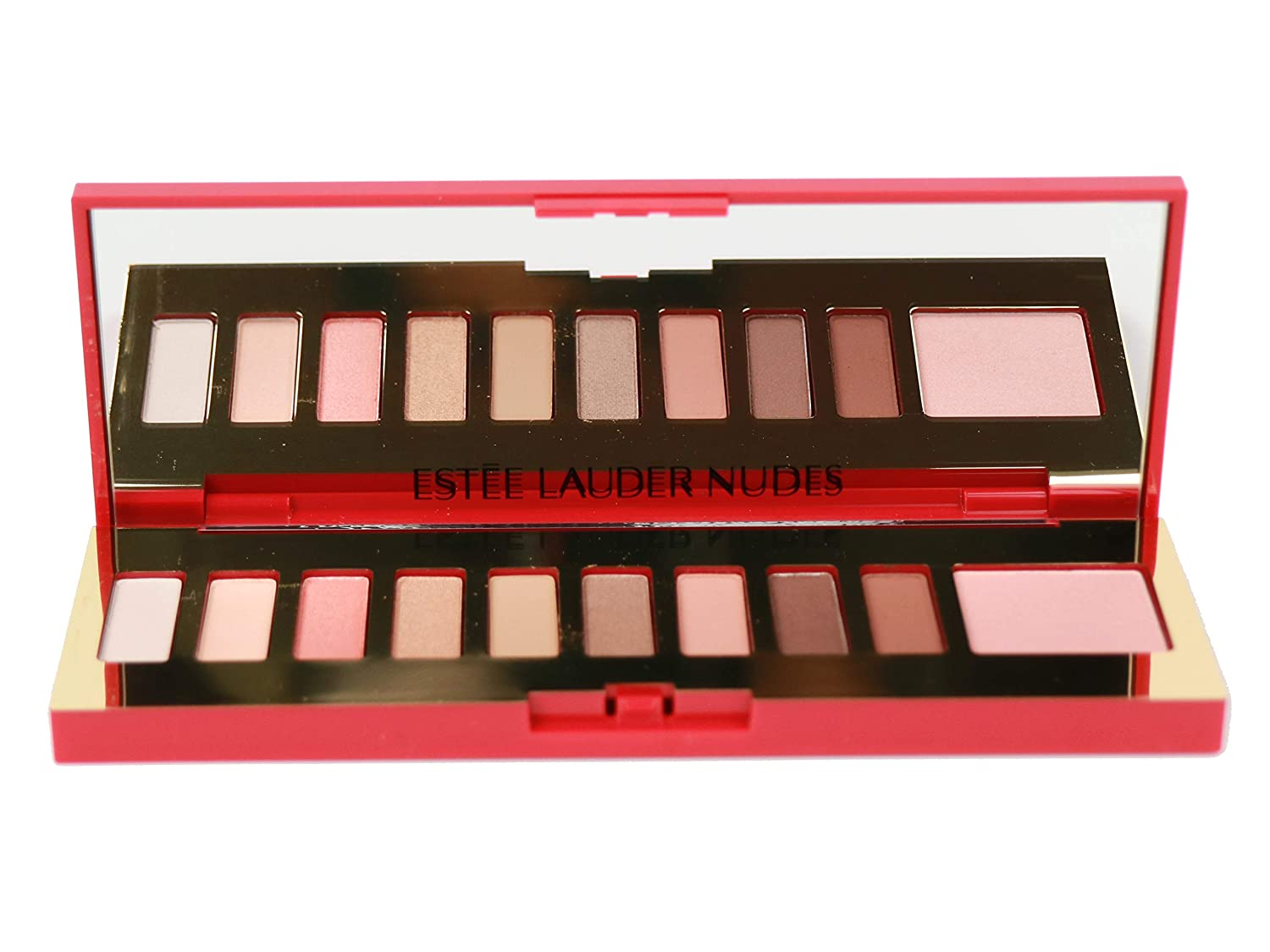 Estee Lauder Pure Color Envy Eye and Cheek Palette - Nudes, Eyeshadow(9) and Blush, Unboxed Limited Edition