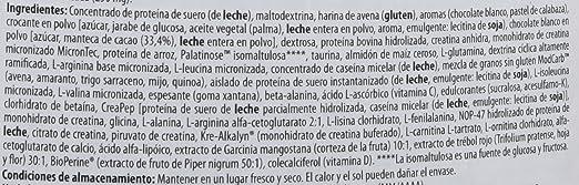 Scitec Nutrition Jumbo Hardcore Ganador Chocolate Blanco Crocante - 3060 g