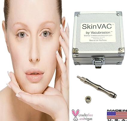 Skinvac Md Ultraradiance Universal Best Microdermabrasion Wand And