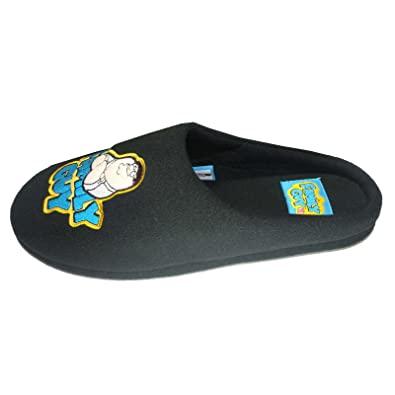 3533b1a637fd76 MULE SLIPPERS MENS SHOES GHOSTBUSTERS THE SIMPSONS HOMER FAMILY GUY SIZES  S,M,L