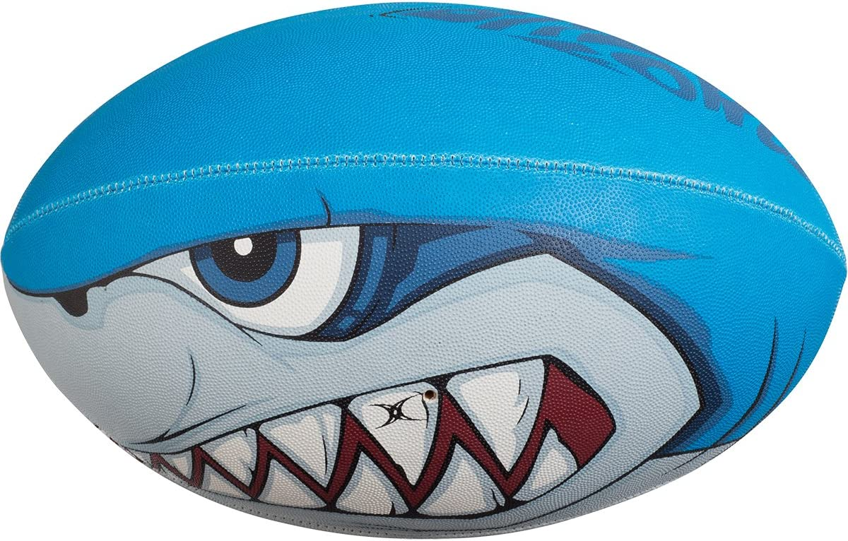 5.11 Tactical Series Random Bite Force Balon Rugby, Azul, 5 ...