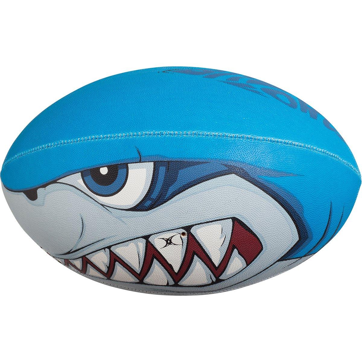 Gilbert Randoms Bite Force - Ballon de Rugby 541029105