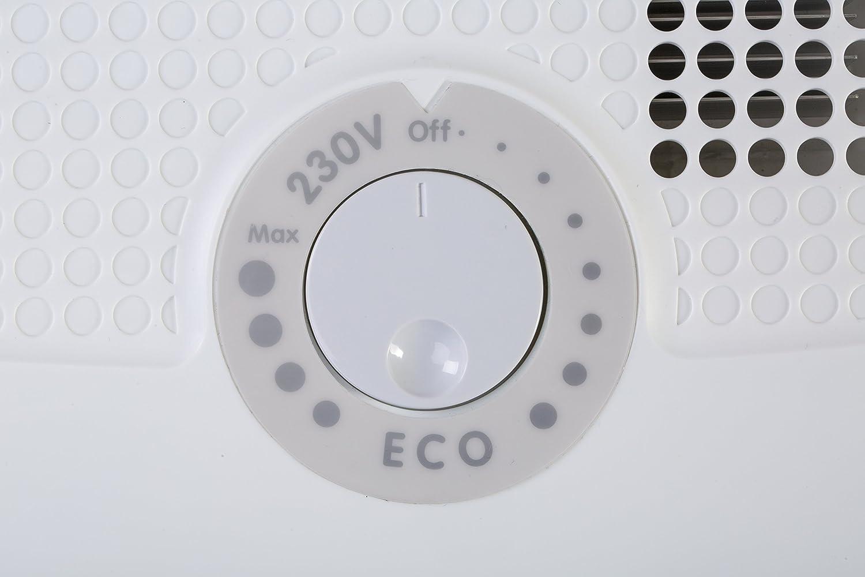 Clase de eficiencia energ/ética A + Acero Azul 24/L EZetil 10776870/E 26/M/ /Nevera port/átil el/éctrica 12//230/V Correa Fijaci/ón
