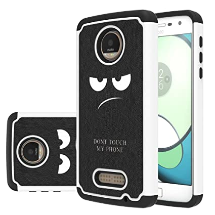Amazon.com: Moto Z Play Droid Case, leevin (TM) [Drop ...