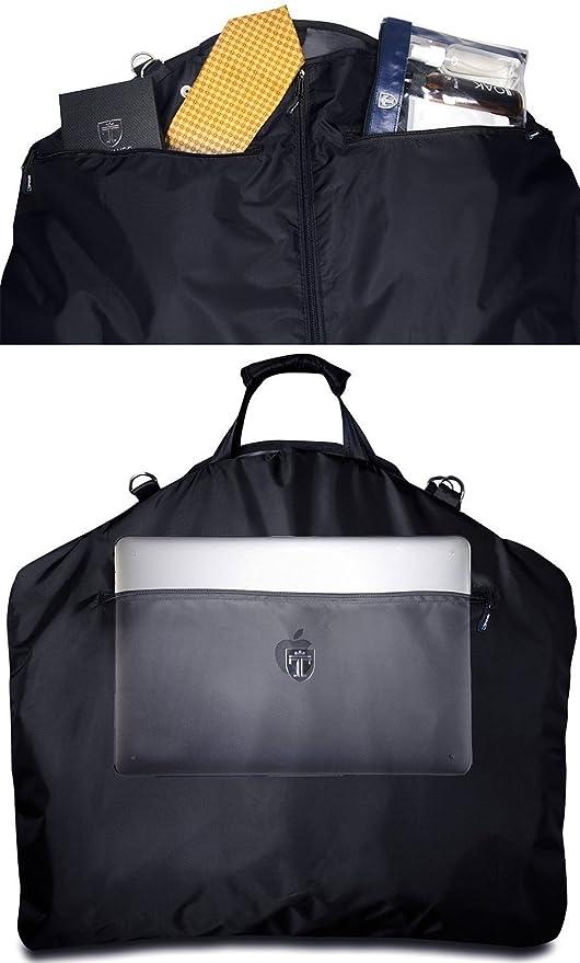 Amazon.com: travando Suit Carrier con 15