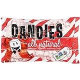 Dandies - Vegan Marshmallows - Peppermint, 10 oz. Bag (Pack of 2)