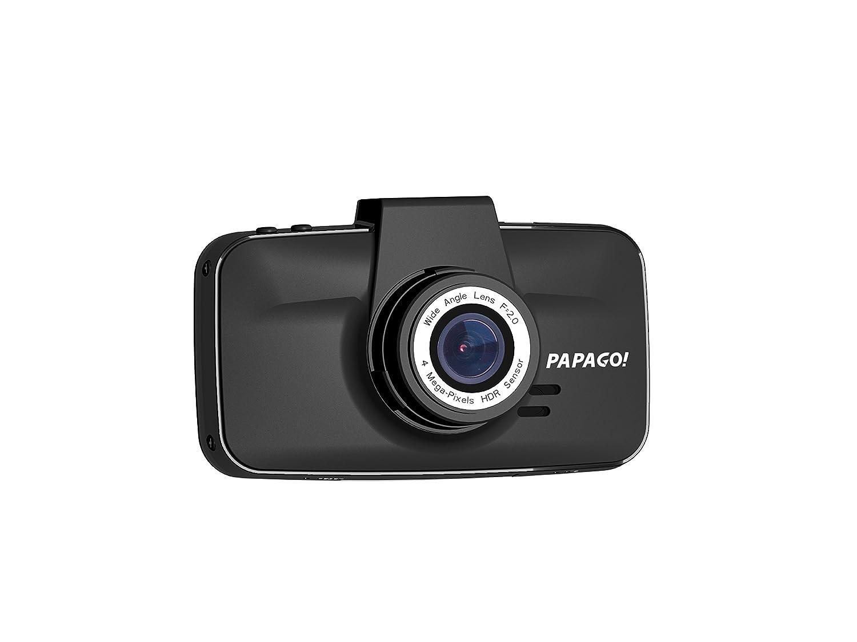 Amazon com papago dash camera for cars gosafe 520 super hd 2304x1296 dash cam car dvr dashboard camera with superior night vision parking monitor