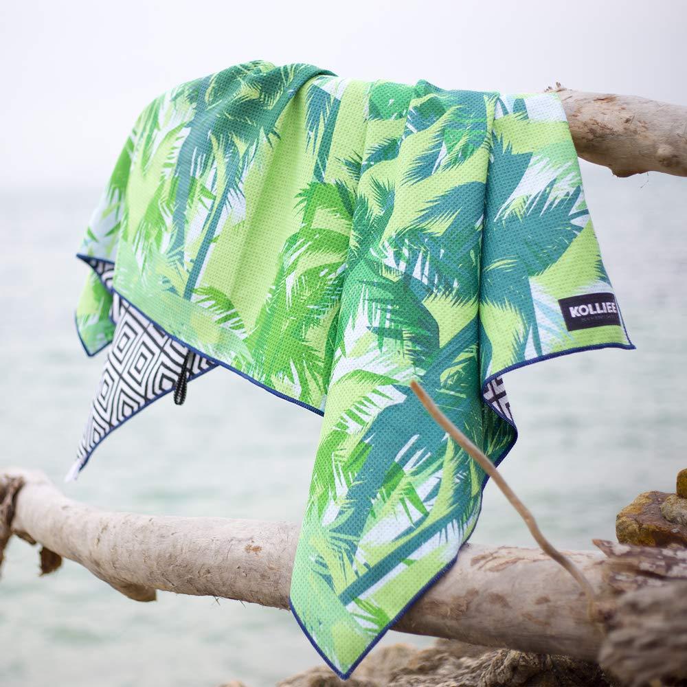 KOLLIE Sand Free Beach Towels