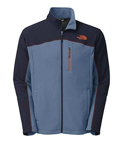 e98afd689 Amazon.com: The North Face Men's Glacier Trail Jacket Moonlight Blue ...