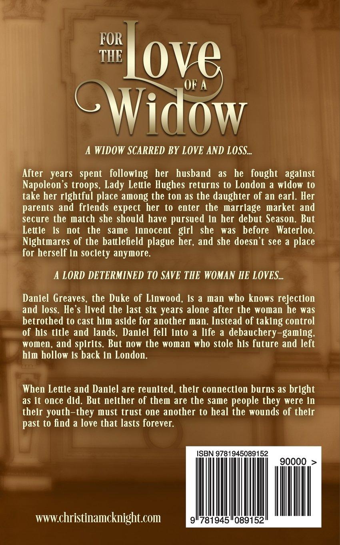 For The Love Of A Widow: Regency Novella: Christina McKnight