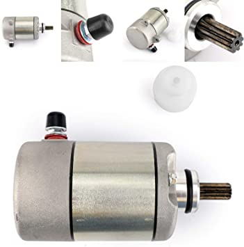 Areyourshop Motor de arranque eléctrico para H-O-N-D-A TRX250 ...