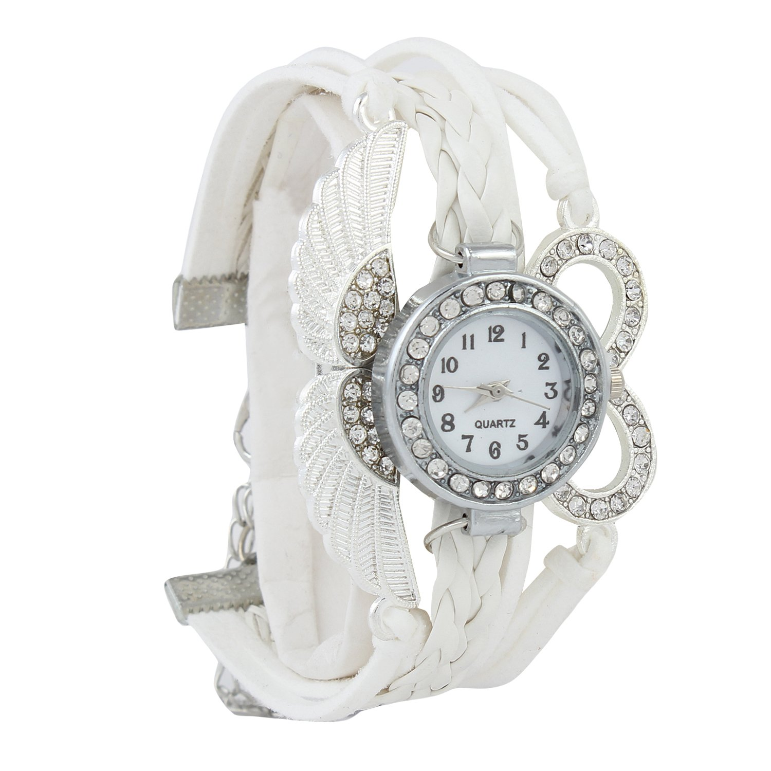 d3d777daaa2 Buy Addic Analog White Dial Women s Watch - NW23 Online at Low Prices in  India - Amazon.in