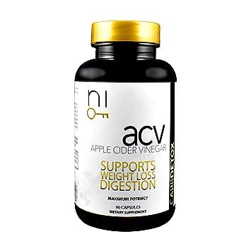 Amazon com: niKETO ACV Detox - Supports Weight Loss - Improved