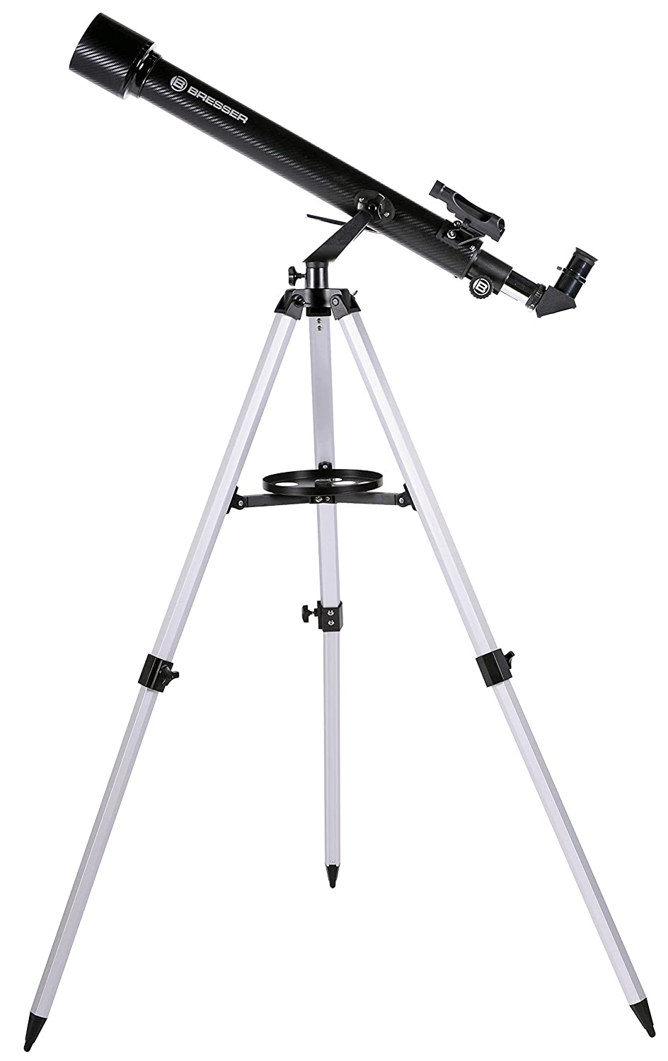 Bresser Refractor Telescope Arcturus 60/700 Alt-Azimuth with tripod 4511609