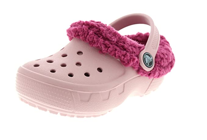 8eed51aba05a9 Image Unavailable. Crocs Shoes - Clogs Mammoth Evo Kids - Petal Pink ...