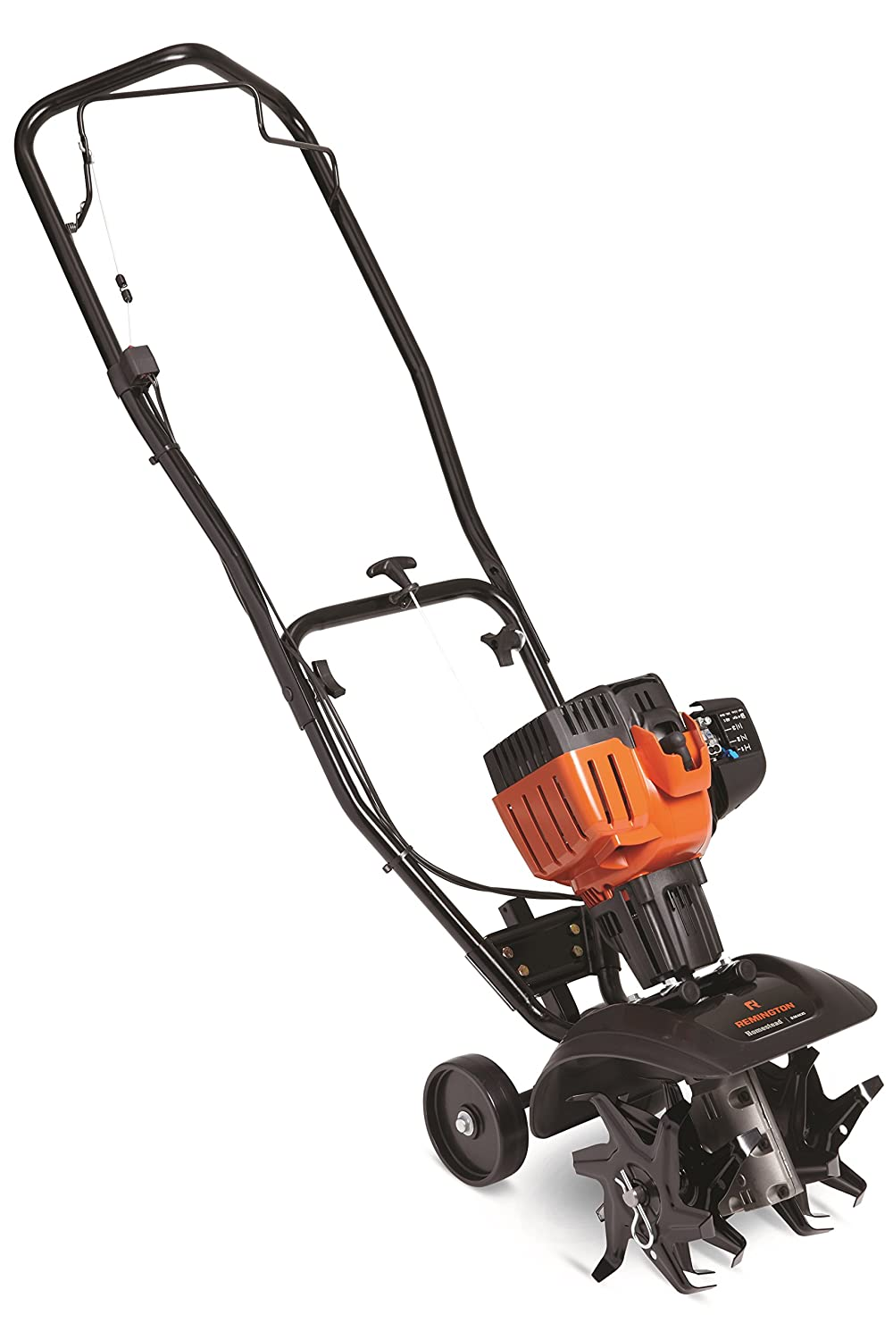 pleasurable home depot garden tillers. Amazon com  Remington RM4625 Homestead 25cc 2 Cycle Gas Garden Cultivator with Premium Tines Power Tillers Outdoor