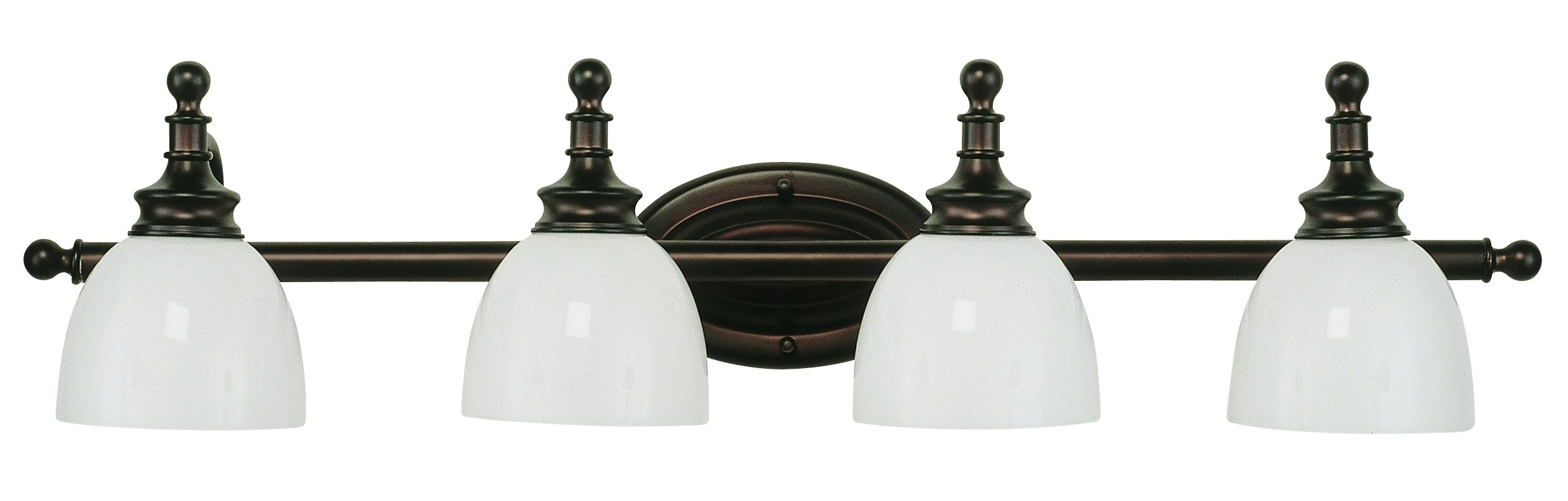 Trans Globe Lighting 34144 ROB Indoor  Kovacs 36'' Vanity Bar, Rubbed Oil Bronze