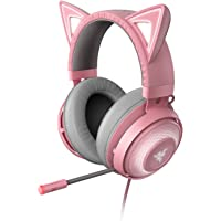 Razer AU Kraken Kitty Chroma USB Gaming Headset, Quartz, RZ04-02980200-R3M1