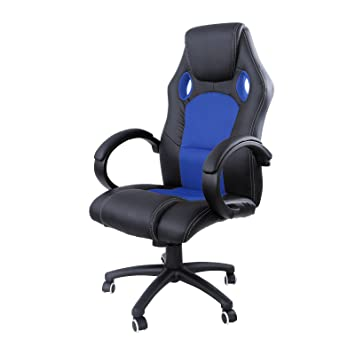 Songmics High Back Office Computer Chair Racing Sport Gaming Chair OBG26L