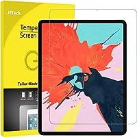 JETech Pellicola Protettiva iPad Pro 12,9 Pollici (Rilascio 2018 da Bordo a Bordo Display Liquid Retina), Vetro Temperato Film