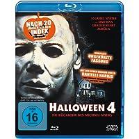 Halloween 4 (Blu-Ray) [Alemania] [Blu-ray]