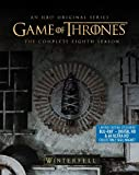 Game of Thrones: Season 8 (STLBK/4KUHD/BD) [Blu-ray]