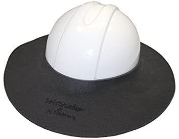 482ffcdb75a Sunbrero Softshields Hard Hat Sun Rain Visor (GRAY WHITE SAFETY ORANGE  CAMO) - - Amazon.com